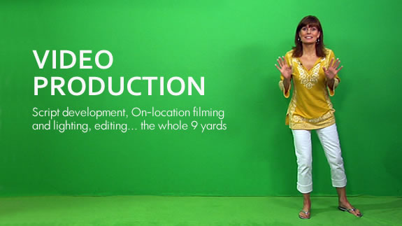 Corporate Video Production, Promotional and Industrial Videos